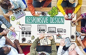 Responsive Website Design – The Perfect Way To Lower Your Website Bounce Rate